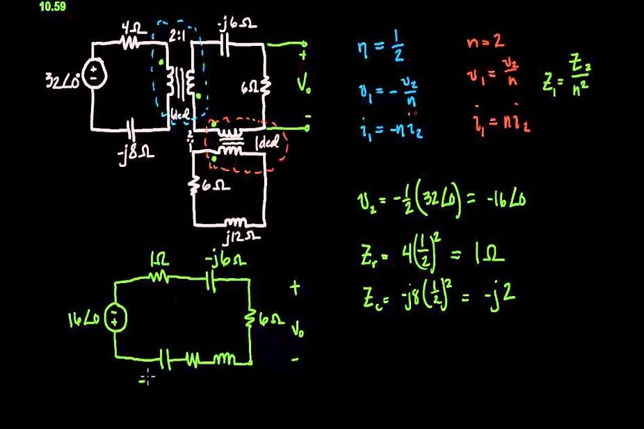 Electrical Circuits II