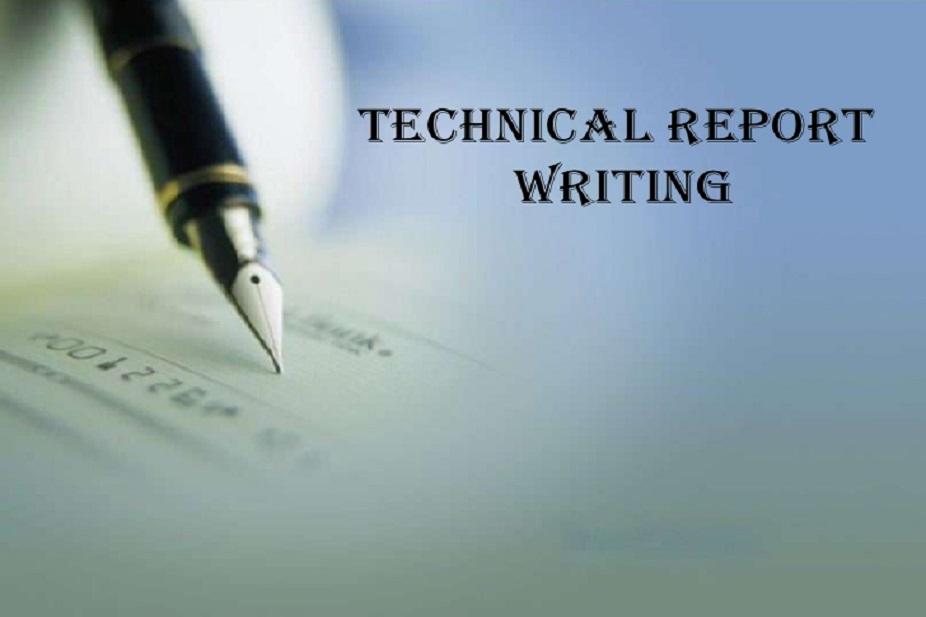 English Technical Report Writing